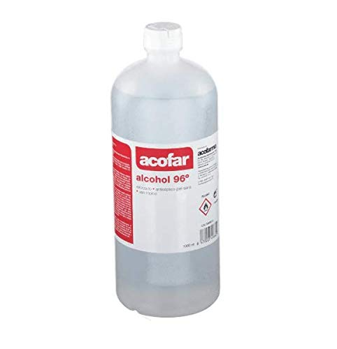 ACOFAR - ALCOHOL 96º ACOFAR 1000ML
