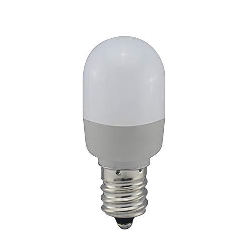 オーム電機『LEDナツメ球E12昼白色(LDT1N-G-E12AS91)』