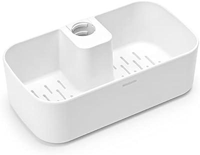 ブラバンシア シャワーキャディ シャワーバー用ラック 浴室整理 ホワイト 280764