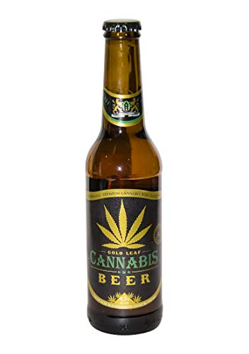 Multitrance Cerveza De Cannabis - 330 ml