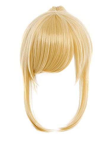 Miccostumes Women's Zero Suit Samus Cosplay Wig