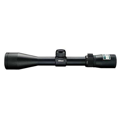 Nikon 3-9x40 BDC Reticle Black Riflescope (16558)
