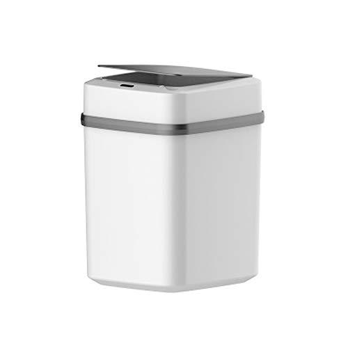 ZLGYH Cubo De Basura con Sensor Inteligente con Tecnología De Sensor Infrarrojo,...