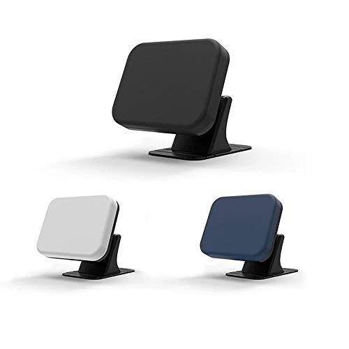 Bequee Kauflusts genialbau Magnetische Handystütze, magnetische handystütze für Auto (Schwarz