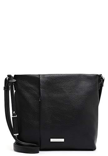 Emily & Noah Umhängetasche Elli 62911 Damen Handtaschen Uni black 100 One Size