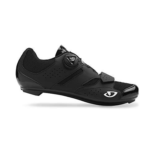 Giro Damen Savix Road Radsportschuhe - Rennrad, Schwarz (Black/White 000), 42 EU