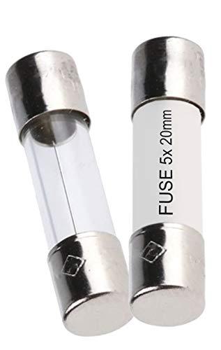 Feinsicherung ~ 250 mA / 250 V ~ 5 x 20 mm ~ flink (F)