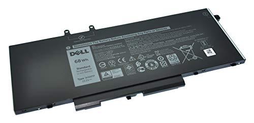 Dell Latitude 5501 5401 Precision 3541 68Wh 4-Cell Battery 3PCVM