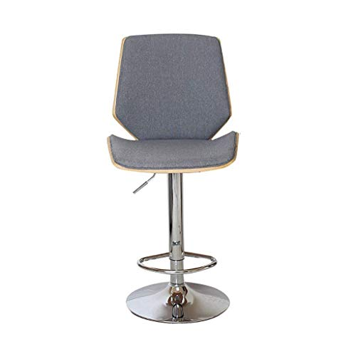 XZ15 Counter Chair, High Stool, industriële wind meubels tractor zitschroef draaibaar barstoel ijzer barkruk tillen 50-65 cm 4 kleuren