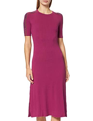 Desigual Vest_ARICH Vestido Casual, Rojo, S para Mujer