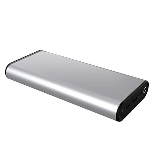 JIEXIAO Power Bank, Portable Charger 27000Mah High-Capacity Power Bank, Support PD/QC3.0 Fast Charge, for Smart Phones, Tablets And Other Devices