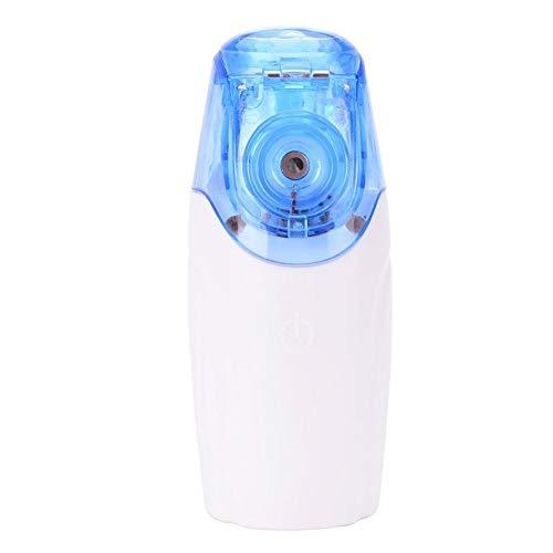 Huapa Nebulizador Mini Humidificador Ultrasónico Portable del Nebulizador de la Malla del USB Recargable Humidificador