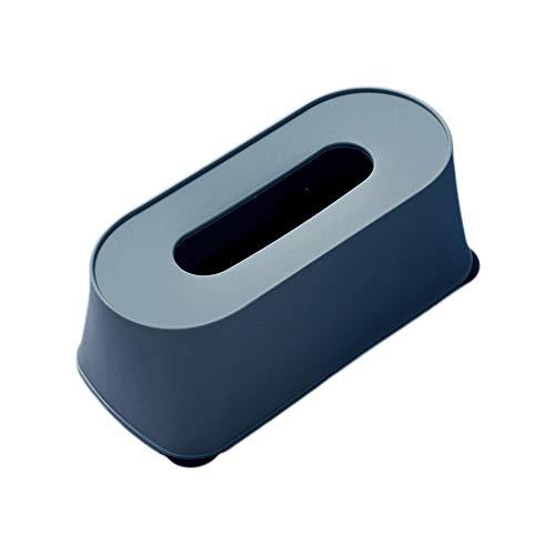 Bebliss Nordic Tissue Box persoonlijke stoffen koffer eenvoudige multifunctionele opbergdoos werkpapier opbergkast voor thuis L2