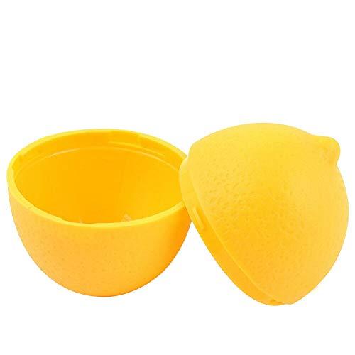ausuky Zitronenhalter, Frischhaltedose, Lebensmittelaufbewahrung, Küche, Kühlschrankaufbewahrung