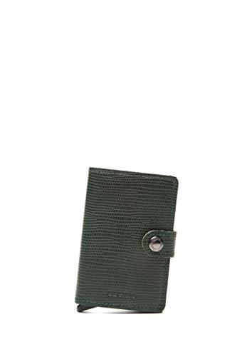 Secrid Mini-Geldbörse, echtes Rango-Leder, RFID-Safe, für max. 12 Karten