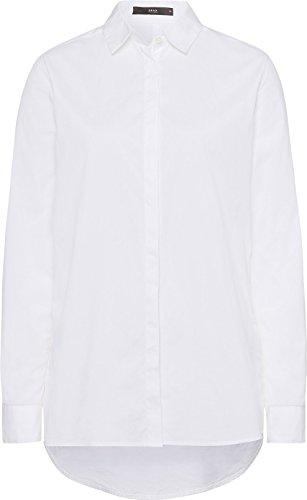 BRAX Damen Style Victoria Bluse, White, 36