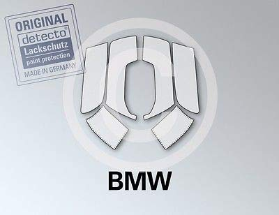 Lackschutzfolie Koffer Set 6-teilig für BMW S1000XR ab 2015 Farbe Lackschutzfolie schwarz matt