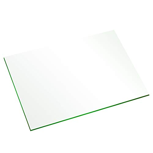 Crisper Glass Replacement Compatible with Frigidaire 240350608/AP2115928-24' x 15.5' x 1/8' Tempered Glass Crisper Drawer Cover Insert Compatible with Kenmore, Electrolux, Crosley, and More
