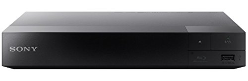 Sony BDP-S3500 Smart Blu-ray Disc Player mit Super WiFi schwarz