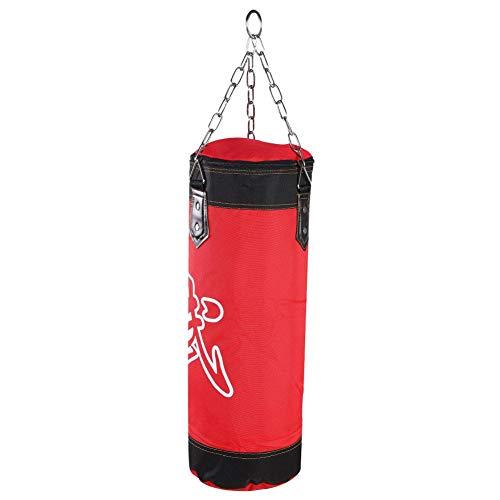 Zyyini Saco de Boxeo de Boxeo, Saco de Boxeo Muay Thai Bolsa de Boxeo Boxeo de...