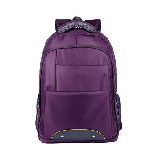 Mode sac à dos imperméable à l'eau de grande capacité, sac à dos pour homme, sac à main d'extérieur pour femme, sac à main, structure étudiante, design tendance, apparence élégante et combinaison prat
