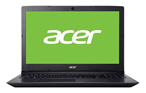 "Acer Aspire 3A315-41-R8N8 - Ordenador portátil de 15.6"" FullHD LED (AMD Ryzen 7 2700U, 8GB de RAM, 128GB SSD + 1TB HDD, Radeon RX Vega 10 Graphics, Windows 10 Home) Negro - Teclado QWERTY Español"
