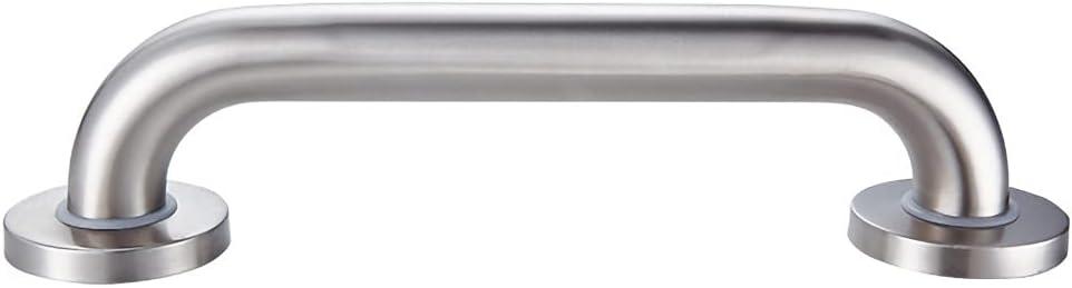 Bombing new work LGLFDJ Brushed Nickel Wall-Mounted Grab Mesa Mall Stainless Steel 304 Bar