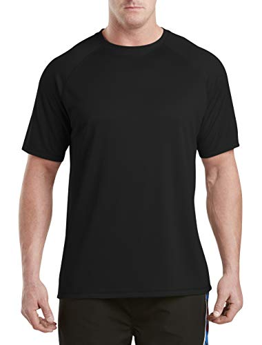 Harbor Bay DXL Swim Shirt For Big And Tall Guys