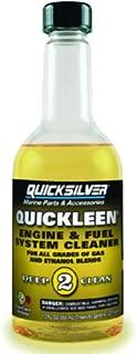 Mercury - Mercruiser 92-8M0058681; W Quickleen 32 Oz @ 6 Qs Package Made by Mercury - Mercruiser