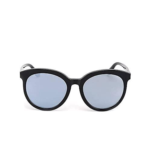 Gafas de sol unisex, de alta definición, polarizadas, con marco redondo, protección Uv400, con diseño de personalidad, de moda, ligeras, para deportes al aire libre, Wayfarer