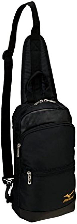 MIZUNO (Mizuno) body bag rigid, soft tennis   badminton 63JM7011 09 black