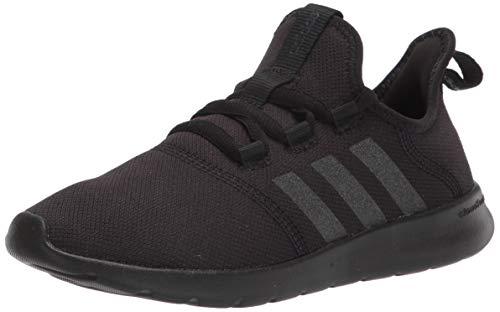 adidas Women's Cloudfoam Pure 2.0 Running Shoes, Black/Black/Black, 9
