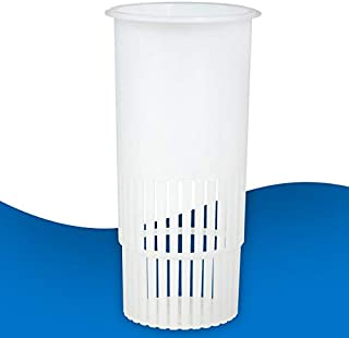 IceCap 4 inch Filter Media Cup - Replace Filter Socks - Use with Filter Floss or Media
