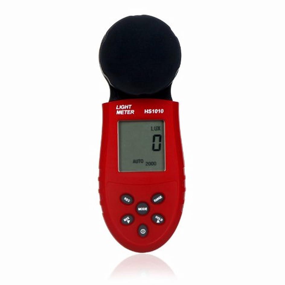 朝の体操をする顎未来KKmoon 200000Lux デジタルLCDルクスメーター 光度計【並行輸入品】