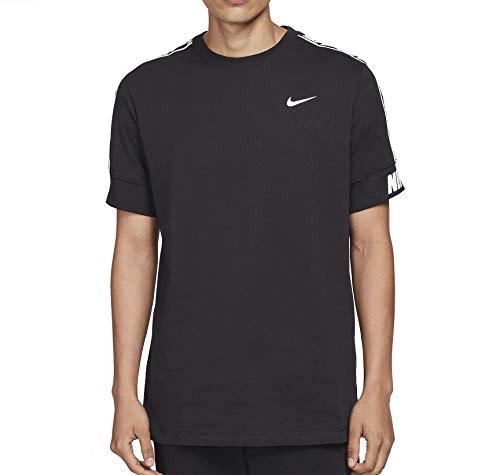 Nike Camiseta Repeat negro S