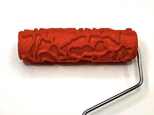 "Decorative Art Roller - Simplicity Pattern - 7"" Texture Roller"
