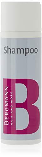 Bergmann Shampoo für Synthetikhaar, 200 ml