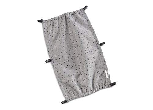 Croozer Sonnenschutz für Kid Keeke 1 Stone Grey/Colored 2020 Fahrradanhänger