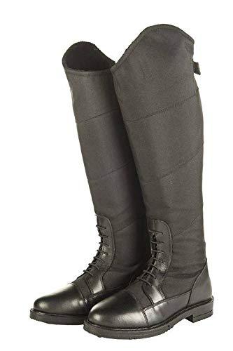 HKM Reitstiefel -Style Winter-, schwarz, 31