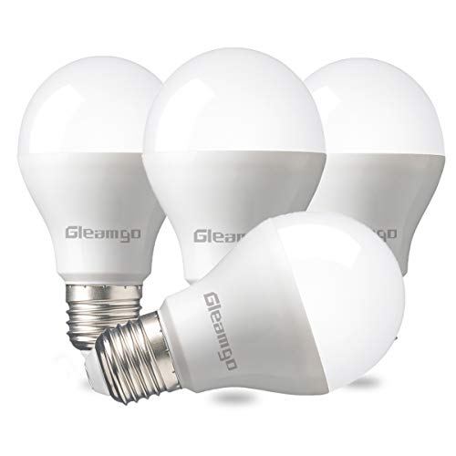 20W A21 LED Bulb (Replaces 150W - 200W) 2200 Lumens, E26 Base, 4000K Cool White, UL Listed (4 Pack)