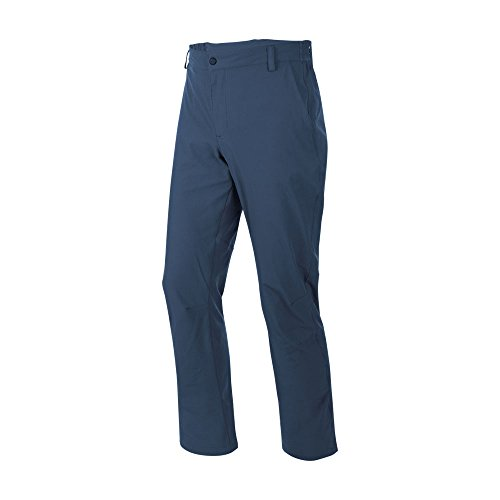 Salewa Puez DST M Reg PNT Pantalon pour Homme, Homme, Puez DST M Reg, Bleu (Jean Sombre (Dark Denim))