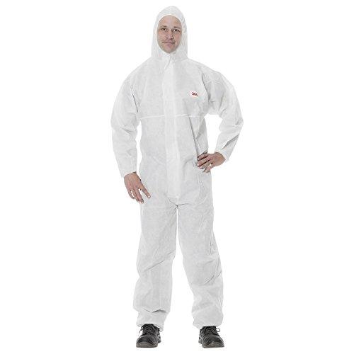 3M 4515 beschermend pak, 4XL, wit, 1