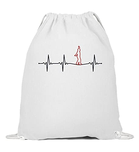 Slackline Slacklining Slackliner Turnbeutel   Slackline Heartbeat Gymsac