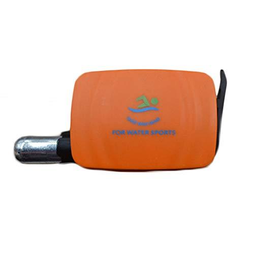 Household items Anti-Drowning Bracelet Emergency Floating Device, Life-Saving Water Buoyancy Device, Swimming Safety, Adult Paddling Kayak Fishing Swimmers Anti-Drowning