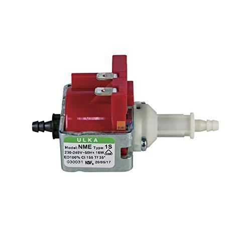LUTH Premium Profi Parts Pumpe Ulka NME1S 16W 230V Universal u.a. für Kaffeemaschine