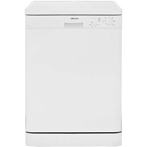 Electra C1760W Freestanding A++ Rated Dishwasher -White