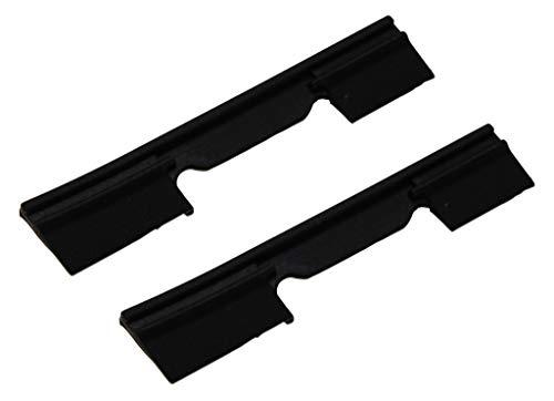 Panasonic JD34-153 - 2 raschietti in gomma per MJ-L500, MJ-L600 Slow Juicer, Estrattore di succo