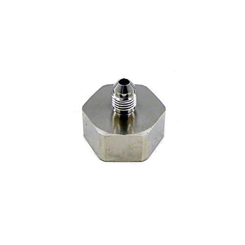 Nitrous Express 16190 5//16-8 mm Late Model Billet Fuel Line Adapter