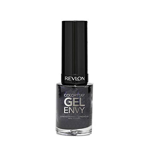 Esmalte Negro Mate  marca Revlon