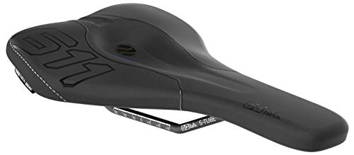 SQlab 611 Ergowave MTB S-Tube Bicycle Saddle